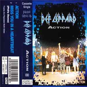Def Leppard - Action FLAC