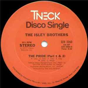 The Isley Brothers - The Pride FLAC