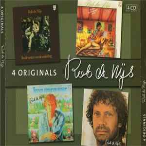Rob de Nijs - 4 Originals FLAC