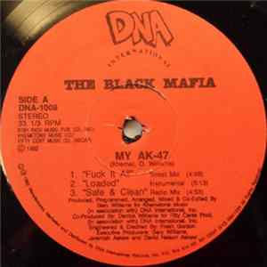The Black Mafia - My AK-47 / Tear Shit Up FLAC
