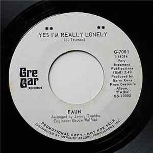 Faun - Yes I'm Really Lonely FLAC