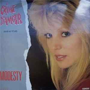 Modesty - Crime D'Amour FLAC